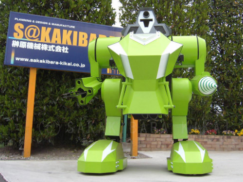 ربات ۲۰ هزار دلاری اسباب بازی تازه نوجوانان ژاپنی