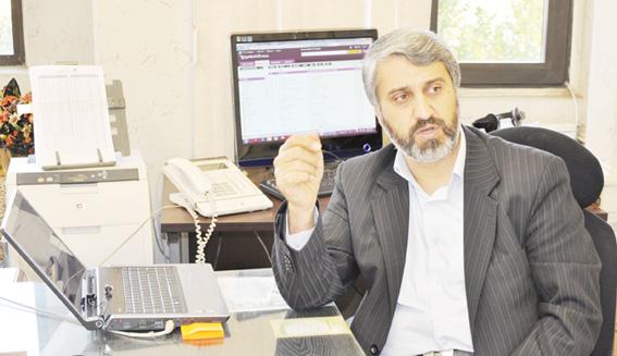 همایون یزدان پناه مدیرعامل سازمان فاوا شهرداری اصفهان