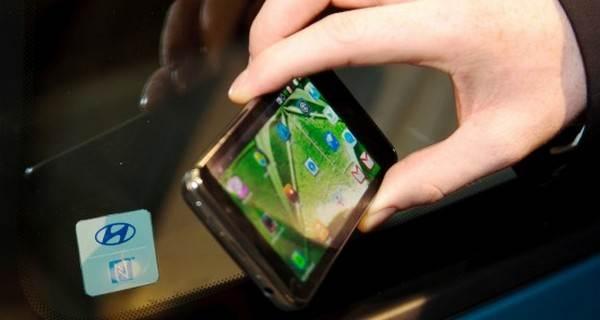 گوشی های هوشمند در خدمت رانندگان