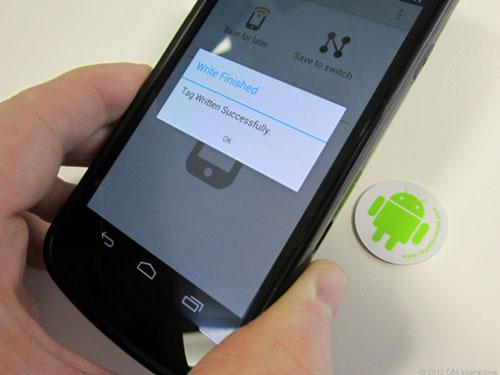 NFC در اندروید