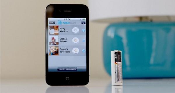 تمامی دستگاه های باتری خور را با موبایل کنترل کنید
