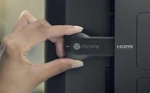 گوگل ChromeCast