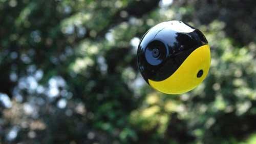 دوربین قابل پرتاب Squito