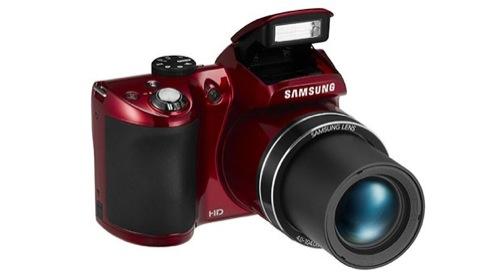 دوربین ۲۰ مگاپیکسلی WB110 سامسونگ