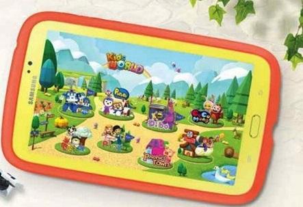 Galaxy Tab 3 Kids تبلتی کودکانه