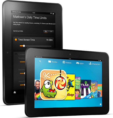 Amazon KFPWA کیندل فایر جدید
