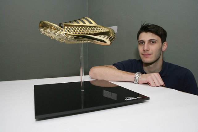 ساخت کفش با فناوری چاپ سه بعدی توسط شرکت Shapeways