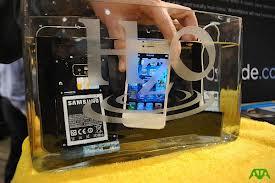 معرفی بهترین گوشیهای هوشمند ضدآب جهان