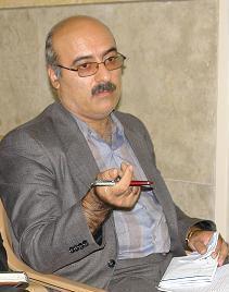 بهنام مهدی خشوئی رئیس اداره فناوری اطلاعات وارتباطات اداره کل آموزش و پرورش