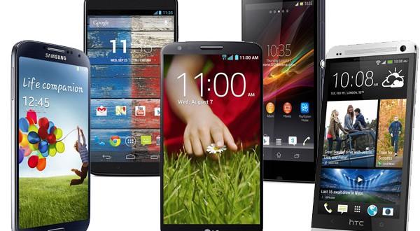 مقایسه کیفیت موبایل های گلکسی اس ۴،سونی اکسپریا،ال جی جی۲