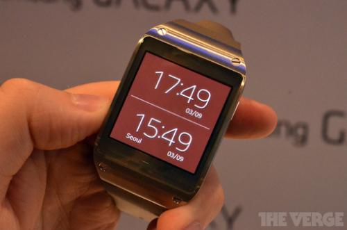 سامسونگ Galaxy Gear را رسما معرفی کرد