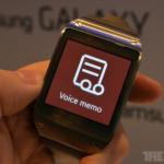 ساعت هوشمند سامسونگ Galaxy Gear