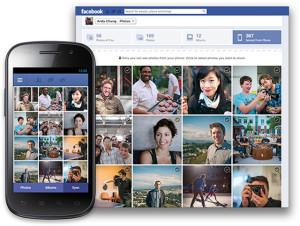 ۳۵۰ میلیون آپلود تصاویر در فیس بوک در روز