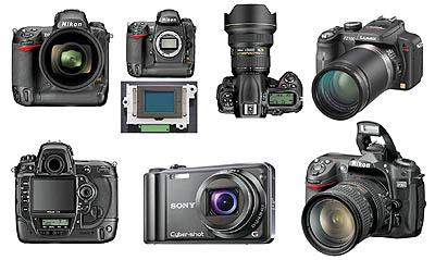 پرفروشترین دوربین های بازار