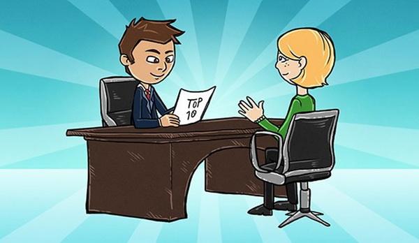 حضور بهتر در مصاحبههای شغلی