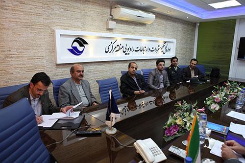 برگزاری مانور کنترل و پایش سرویسهای ارتباطی در اصفهان