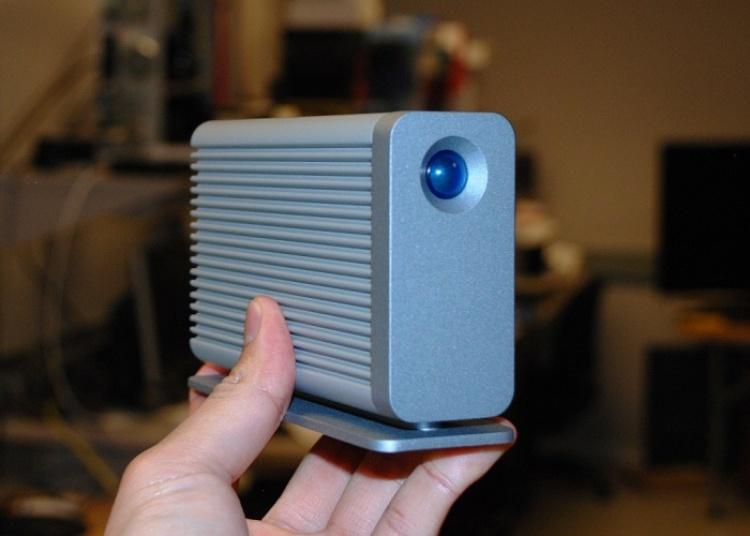 سریعترین حافظهی SSD از Lacie