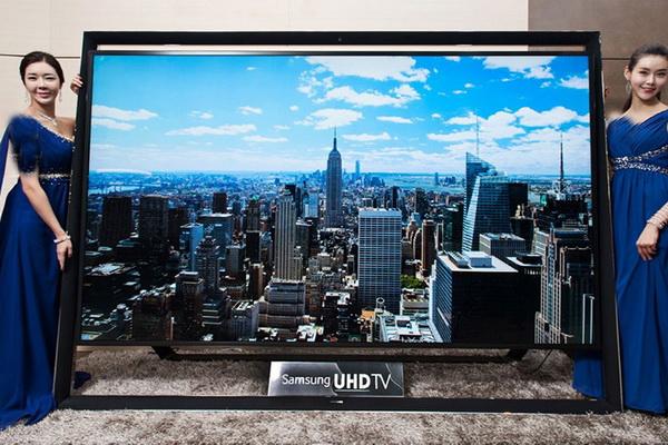 رونمایی از بزرگترین تلویزیون اولترا اچدی دنیا