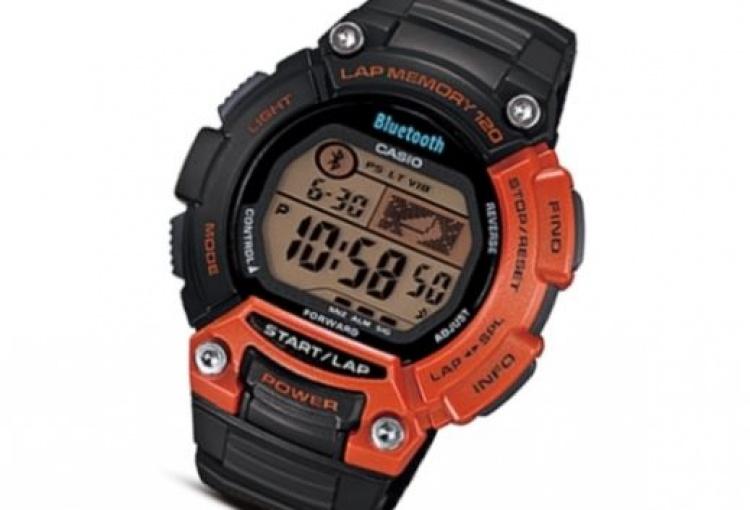 نسخه بلوتوثدار ساعت هوشمند G-Shock STB-1000 کاسیو