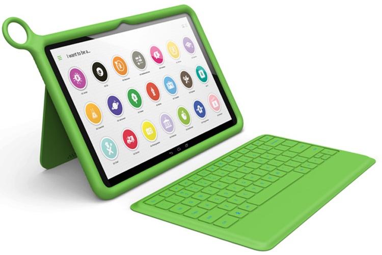معرفی تبلتهای مخصوص کودکان توسط OLPC