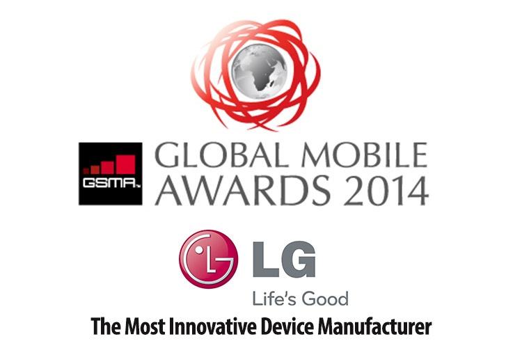 الجی خلاقترین تولیدکننده کنگره جهانی موبایل 2014 نام گرفت