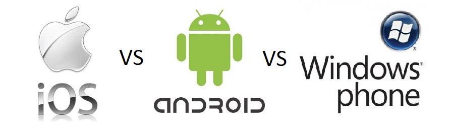 بهترین سیستم عامل موبایل: اندروید، اپل یا ویندوزفون؟