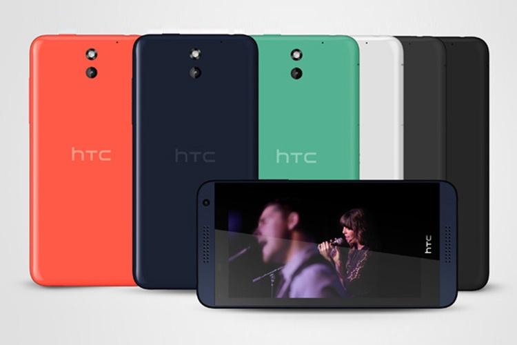 معرفی تلفن HTC Desire 816