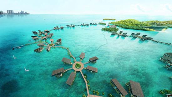 جزایر فانتاسی (Funtasy) – جزیره ریآوو، اندونزی
