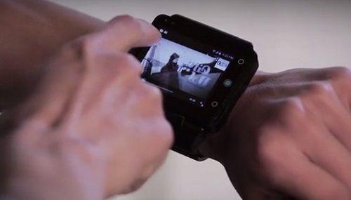 Neptune Pine تلفن هوشمند در کالبد ساعت