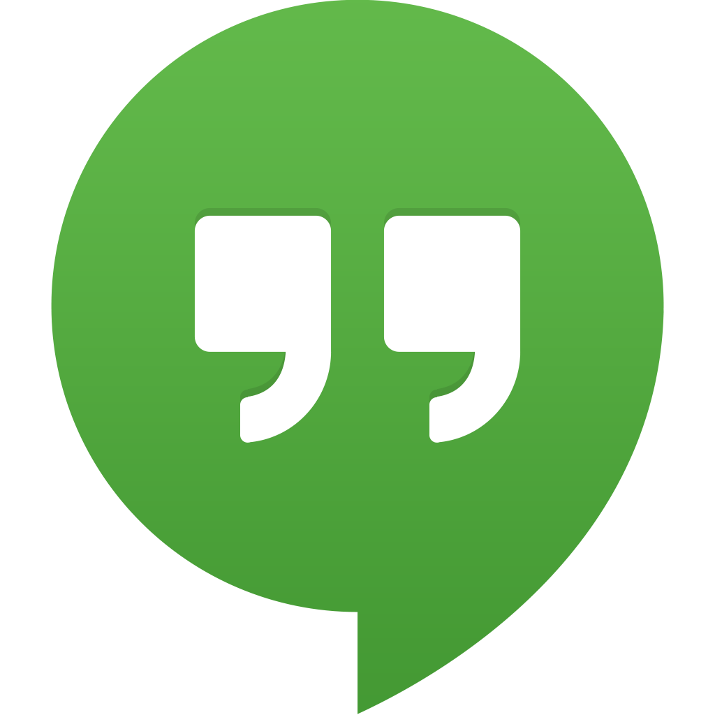 آشنایی با Hangouts  اپلیکیشن گوگل