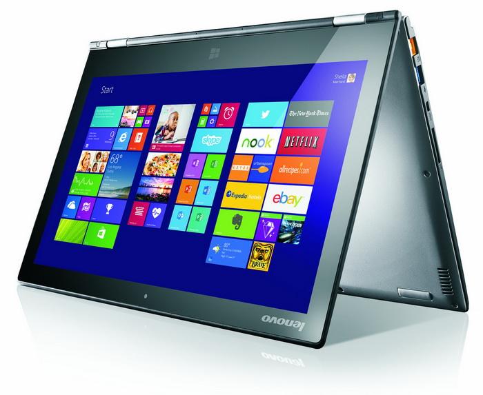 بررسی Lenovo IdeaPad Yoga 2