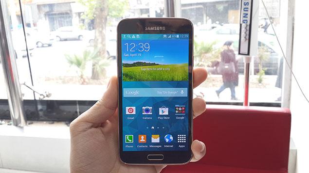 نقد و بررسی Samsung Galaxy S5