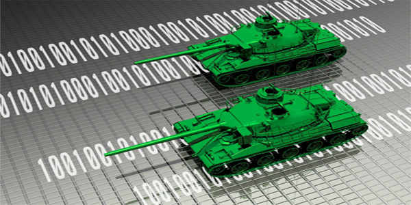 جنگ سایبری چیست؟