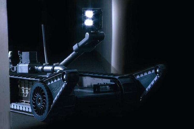 تامین امنیت جامجهانی 2014 روبات PackBot