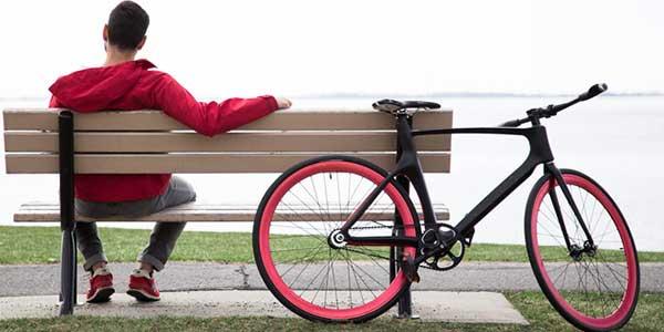اولین دوچرخه هوشمند که با GPS مسیر درست را به شما نشان میدهد
