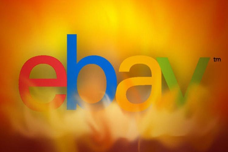 وب سایت eBay هک شد