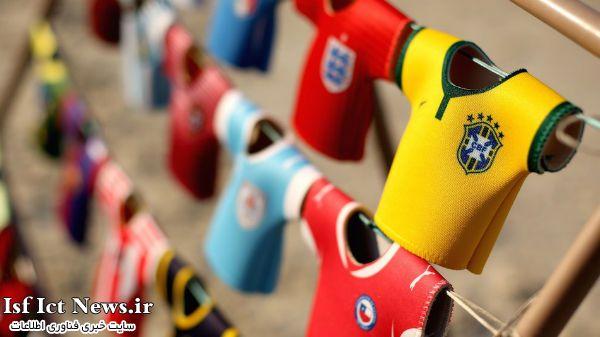 مرحله گروهی جام جهانی برزیل بر اساس آمار و ارقام