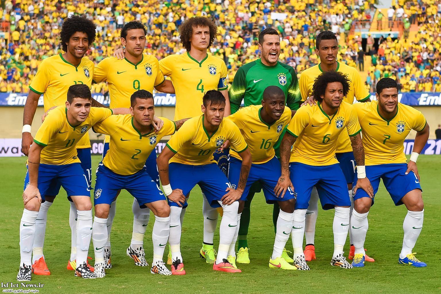 عکس تیم های جام جهانی ۲۰۱۴