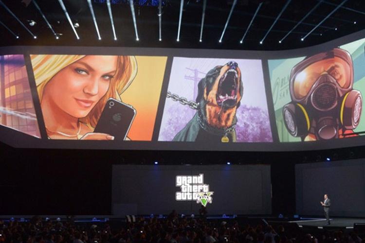 انتشار بازی Grand Theft Auto V
