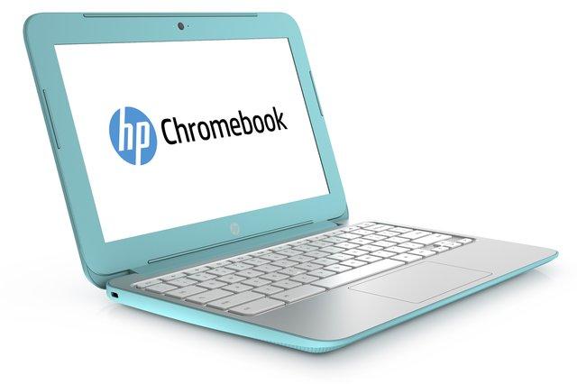 معرفي يک کروم بوک و يک لپ تاپ اندرويدي از سوی HP