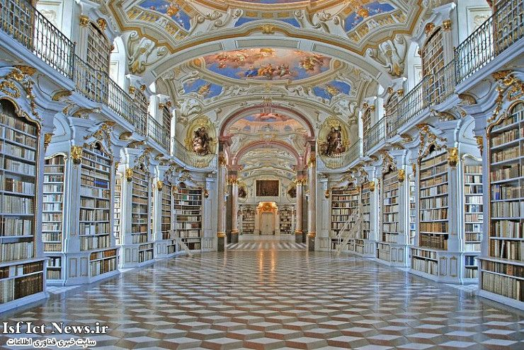 Top 10 Libraries-Admont2