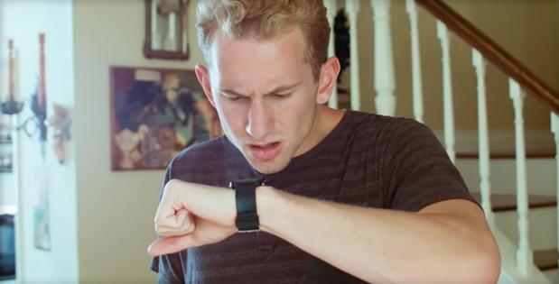 ویدیوی طنز معرفی iWatchساعت هوشمند اپل