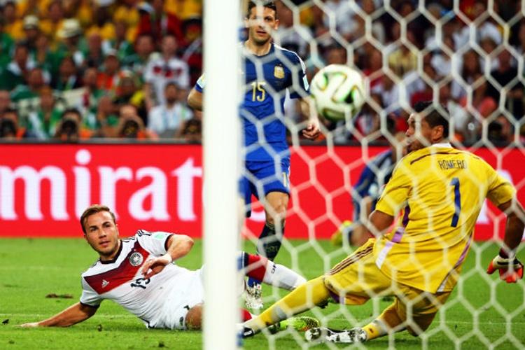 نگاهی به فعالیت کاربران توئيتر در جریان بازی فینال جامجهانی 2014