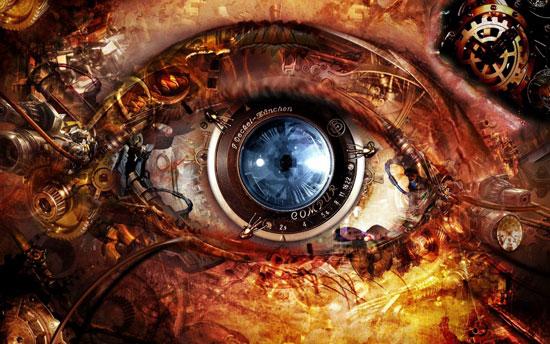 مقایسه جالب بین دوربین عکاسی و چشم انسان