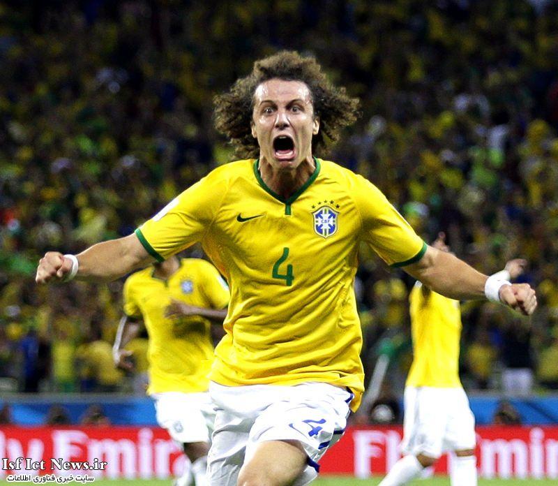 صورت های جالب در جام جهانی