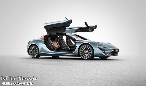 خودرویی با سوخت آب شور و سرعت ۳۸۰ کیلومتر در ساعت