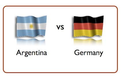 نتیجه رقابت تکنولوژی دو فینالیست جام جهانی ۲۰۱۴