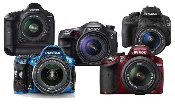 بهترین دوربین های DSLR سال ۲۰۱۴