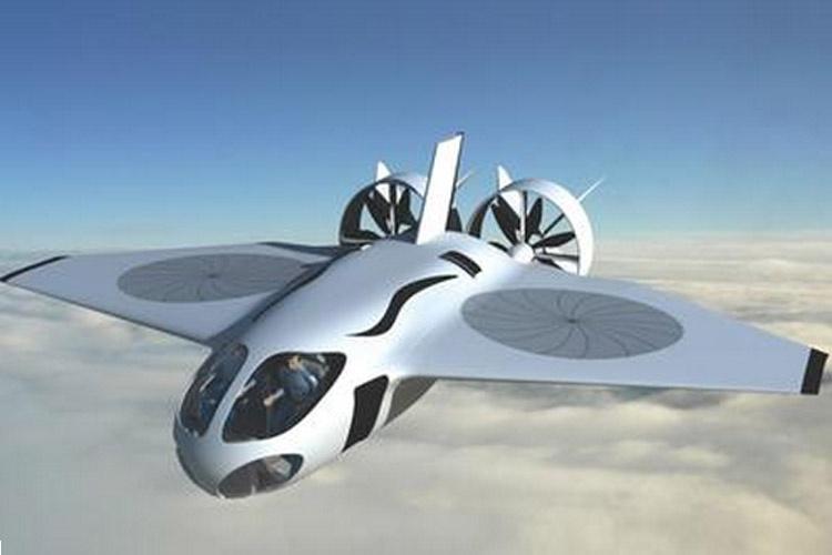 طراحی هواپیمای عمود پرواز با سرعتی ۳ برابر هلیکوپتر