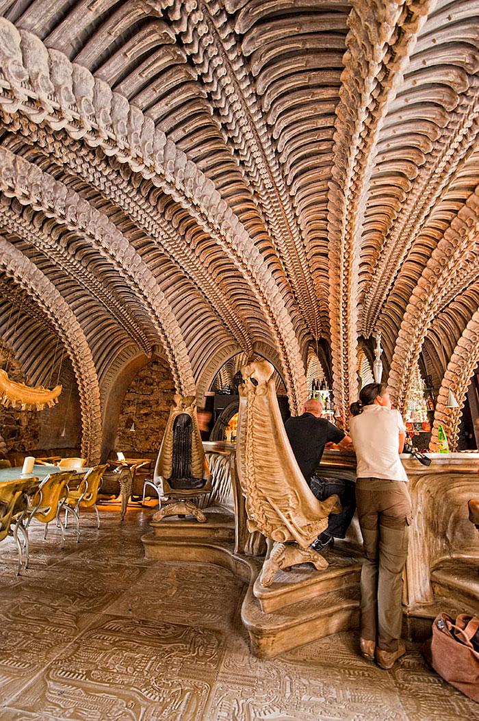 فوتوگرافر : بهترین رستوران های جهان با طراحی داخلی
